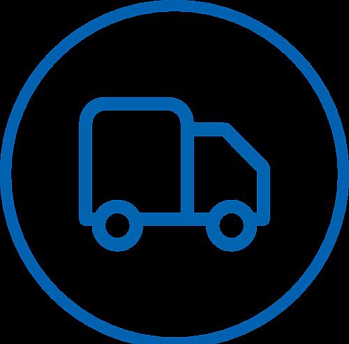 汽车 货车 卡车 图标