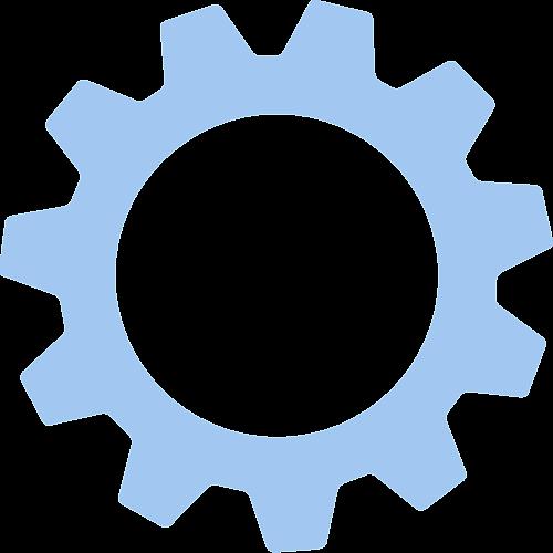 图标 齿轮 设置