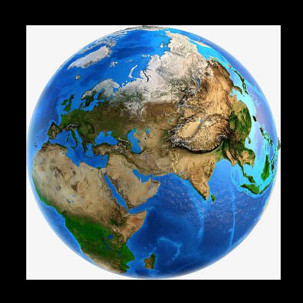 地球 装饰 饰品