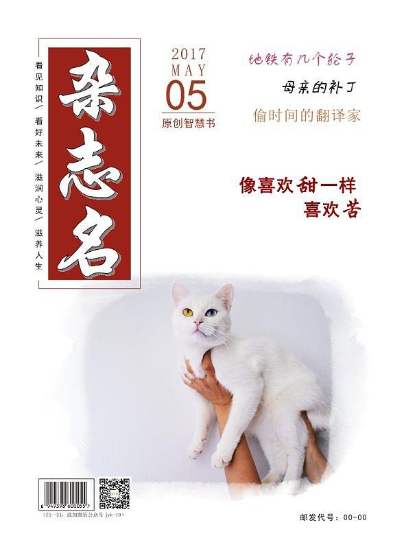 生活文化杂志企业内刊